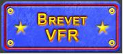 1-Brevet VFR - A passé avec succès le brevet de vol VFR