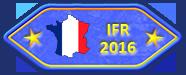 Tour régions IFR - A terminé le tour des nouvelles régions 2016 IFR
