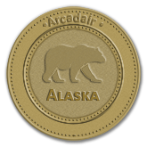 Médaille Alaska - A terminé toutes les missions Alaska