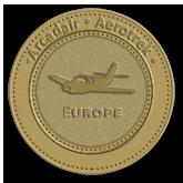 Aérotrek Europe - A terminé l'aérotrek Europe