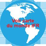 Voir la carte du monde des lignes IFR